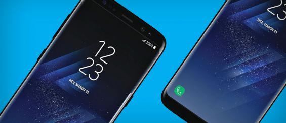 Dit is de Samsung Galaxy S8 en ja, hij is gaaf!