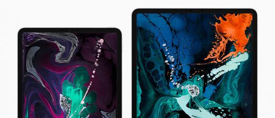 Dit zijn de nieuwe iPad Pro modellen!