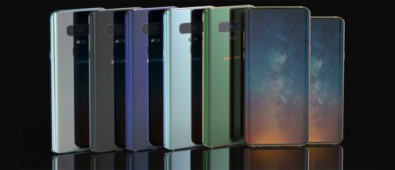 Het beste Samsung Galaxy S10 hoesje dat je kunt kopen