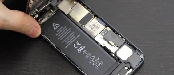 Apple iPhone 5 batterij vervangen, dat doe je zo!