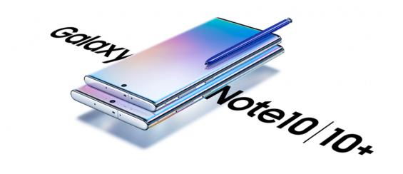 Lees alles over nieuwe Samsung Galaxy Note 10 (Plus)