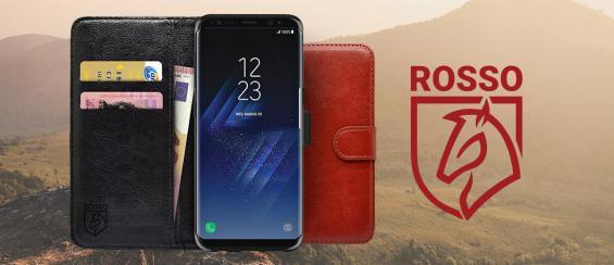 Nieuw bij GSMpunt: Rosso Premium Book Covers