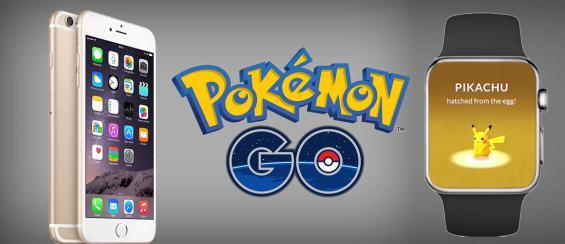 Pokemon Go Apple Watch release datum