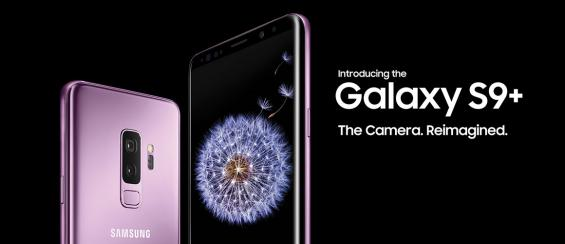 Samsung Galaxy S9 is hier!