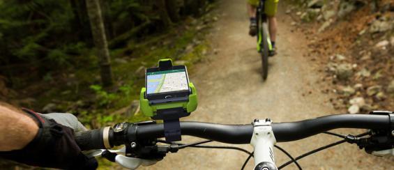 Telefoonhouder op de fiets? Dit is de beste!