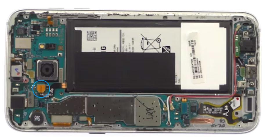 samsung galaxy s9 batterij vervangen