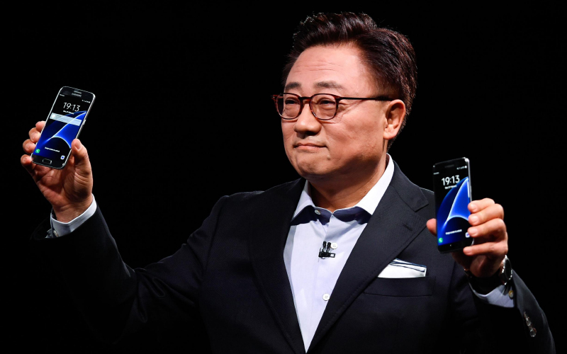 Presentatie van de Samsung Galaxy S7