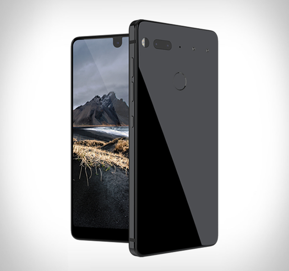 Essential Phone Zwart