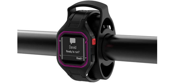 Fietshouder Smartwatch