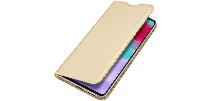 Gouden Samsung A52 Hoesje
