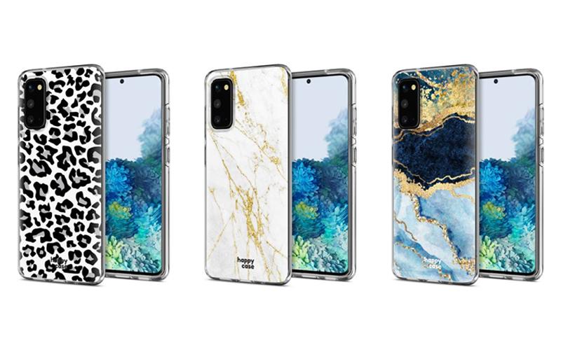 HappyCase hoesjes voor de Samsung Galaxy S20