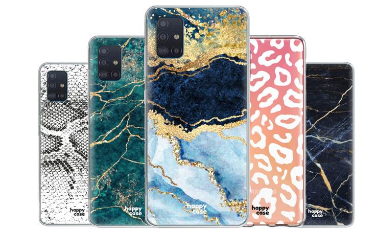 HappyCase Samsung Galaxy A51 Hoesje