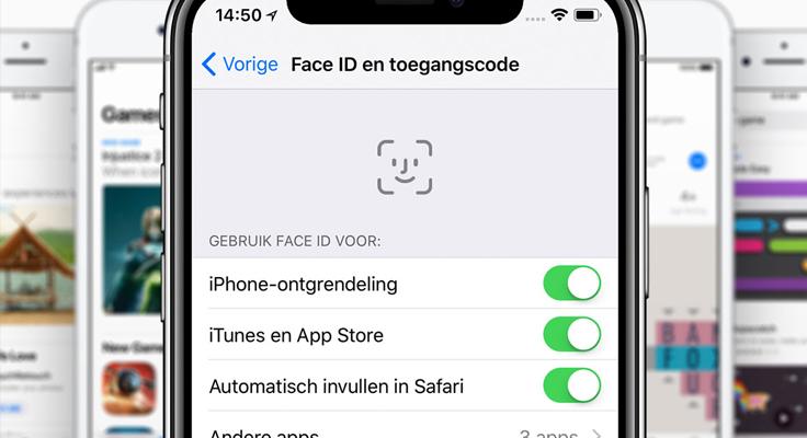 Hoe werkt Face ID op iPhone? Je telefoon veilig ontgrendelen foto 1