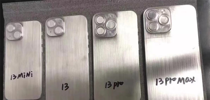iPhone 13 formaten