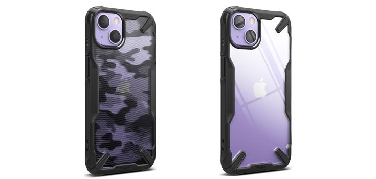 Ringke Fusion X hoesjes voor de iPhone 13