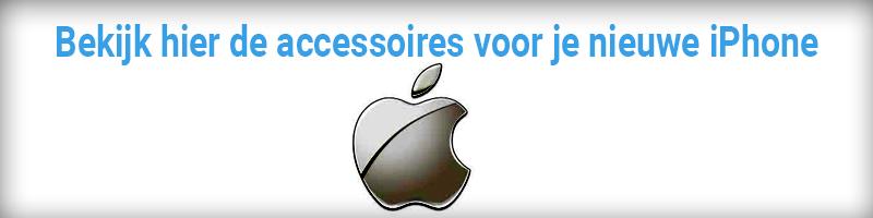 Accessoires voor Apple toestellen