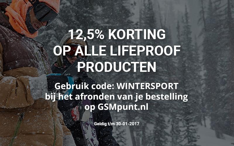 LifeProof Korting