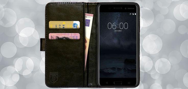 Nokia 3 Rosso hoesje