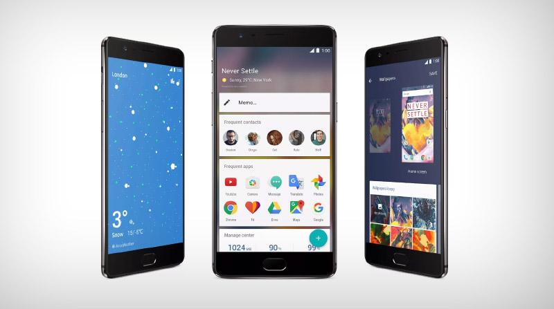 OnePlus 3T Vergeleken met OnePlus 3