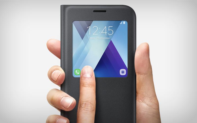 Origineel Samsung Galaxy A5 2017 hoesje