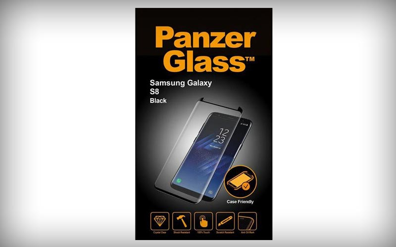 PanzerGlass Case Friendly Tempered Glass Samsung Galaxy S8