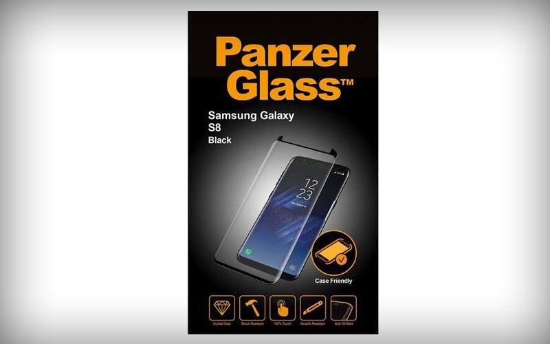 PanzerGlass Case Friendly Tempered Glass Samsung Galaxy S8