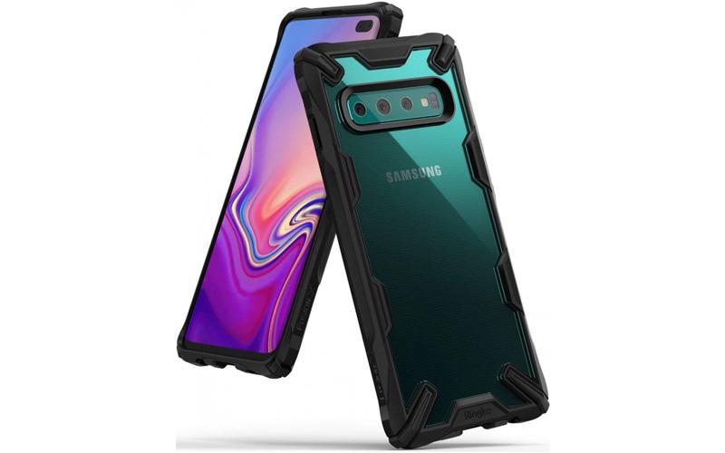 Ringke Fusion X Samsung Galaxy S10 Plus hoesje