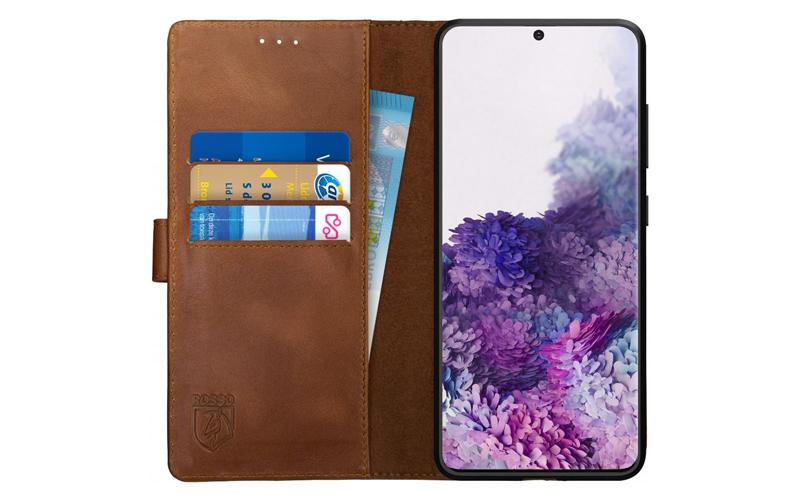 Rosso Deluxe hoesje voor de Samsung S20