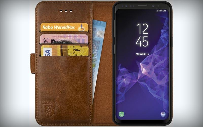 Rosso Deluxe: Echt leren watch-cases voor de Samsung Galaxy S9 Plus