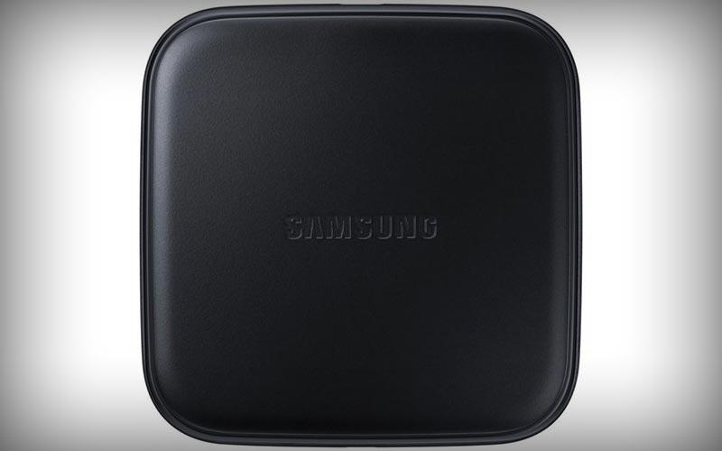 Samsung Compacte Draadloze Fast Charging Oplader Zwart