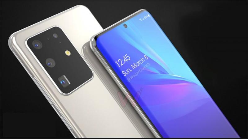 De nieuwe Samsung Galaxy 2020