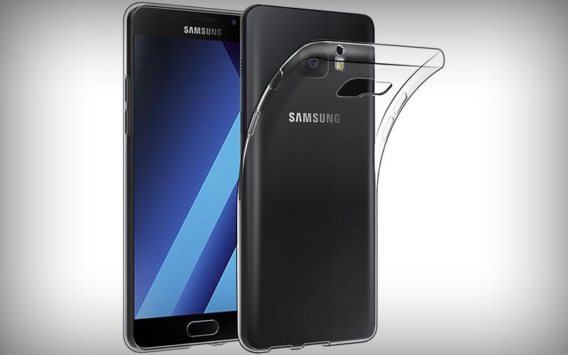 Samsung Galaxy A5 (2017) Transparant TPU Hoesje