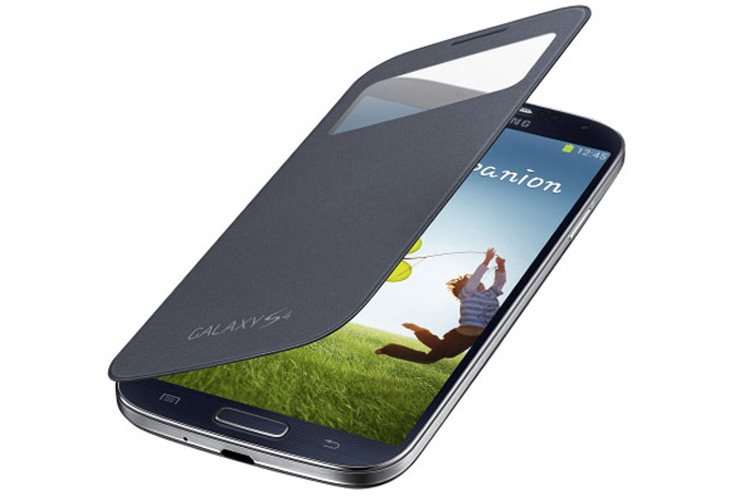 Samsung Galaxy S4 S-view cover