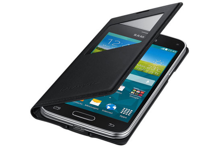 Samsung Galaxy S5 S-view cover