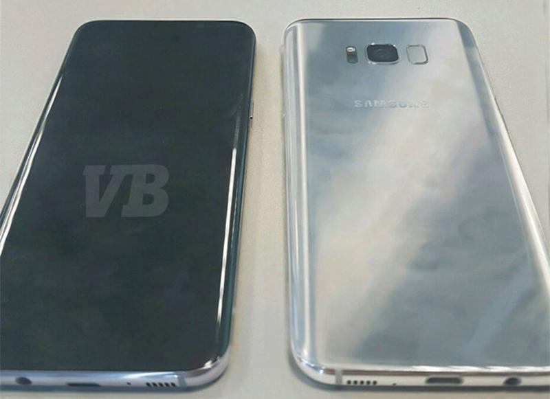 Samsung Galaxy S8 Venture Beat