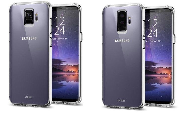 Samsung Galaxy S9 hoesjes