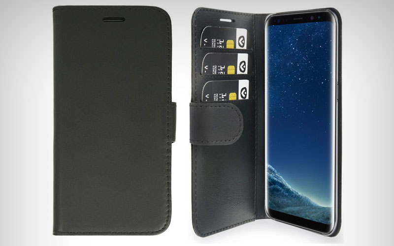 Valenta Classic hoesje voor de Samsung Galaxy S9