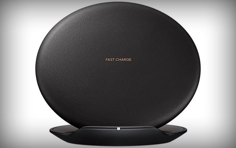 Samsung Wireless Fast Charging Stand EP-PG950 Zwart