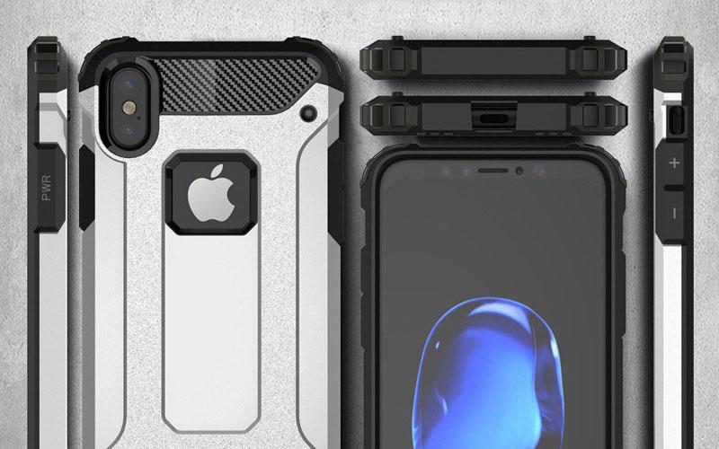 iPhone X schokbestendig hoesje