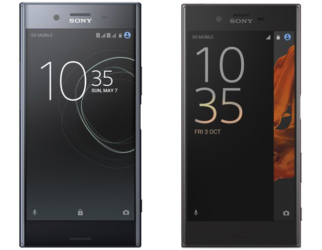 Verschil Sony Xperia XZ Premium en normale XZ