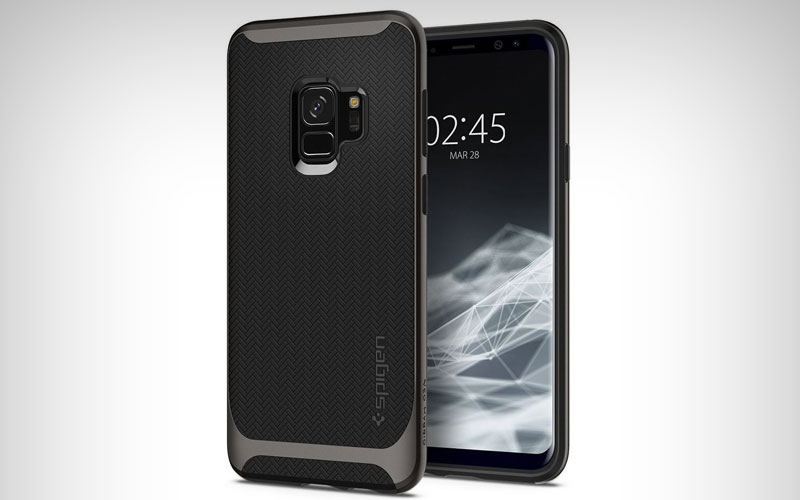 Samsung Galaxy S9 Spigen Neo Hybrid cover hoesje