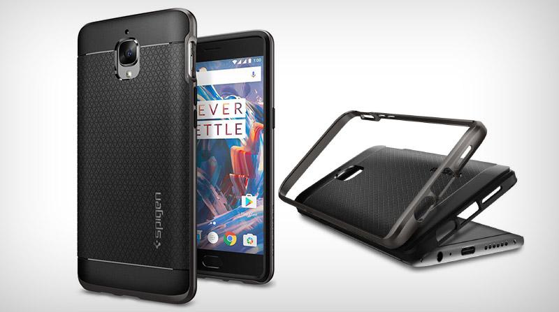 Spigen Neo Hybrid OnePlus 3T backcover hoesje