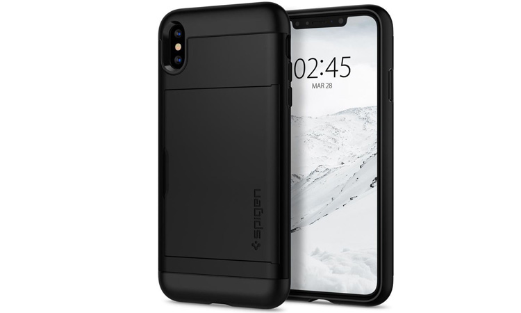 Spigen Slim Armor iPhone XS Max