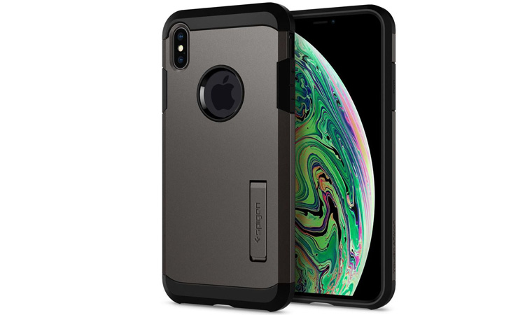 Spigen Tough Armor iPhone XS Max hoesje