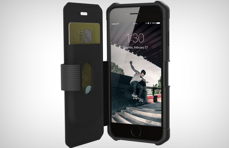 UAG Metropolis Case Apple iPhone 8 Black