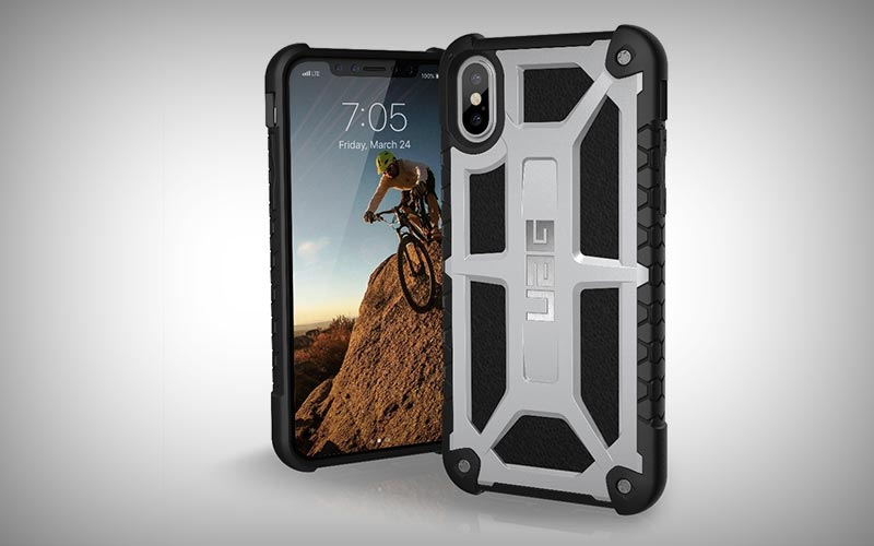 UAG Monarch Hoesje Apple iPhone X