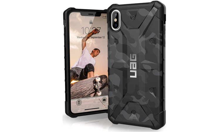 UAG Pathfinder iPhone XS MAX Hoesje