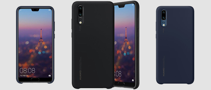 Originele Silicon Case Huawei P20