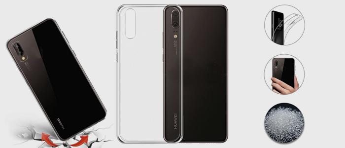 Transparant Hoesje Huawei P20