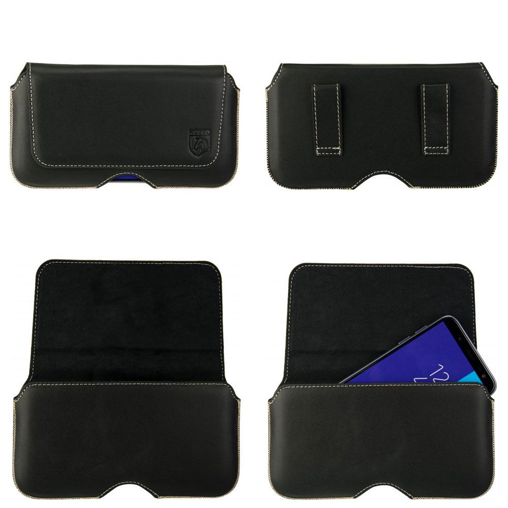Rosso Deluxe Belt Case